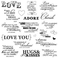 wedding/anniversary card quotes. Amazon.com: Fiskars 8-Inch by 8-Inch Quote Clear Stamps, Lasting Love: Arts, Crafts & Sewing