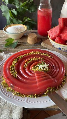 Vegetarian Desserts, Italian Desserts, Gluten Free Desserts, No Bake Desserts, Lchf, Keto, Latte, Good Food, Yummy Food