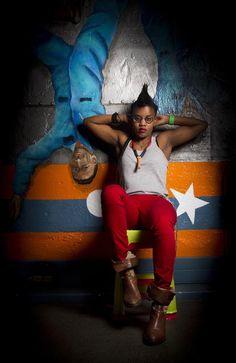 Toya Delazy, musician.   ©Nadine Hutton/2point8.co.za  ©Nadine Hutton/2point8.co.za Johannesburg Africa, Africa Craft, Black People, Mustache, Trust, Mood, Female, Music, Creative