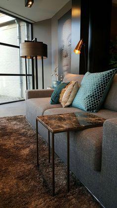 New Lyfe Finest Luxo Apartamento Elegant Home Decor, Elegant Homes, Cheap Home Decor, Modern Decor, Luxury Homes Interior, Luxury Home Decor, Luxury Apartments, Living Room Interior, Living Room Decor