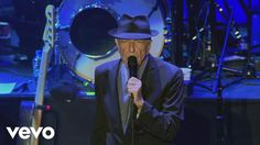 Everybody Knows - Leonard Cohen, brilliant songwriter, poet and performer
