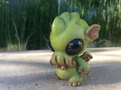 BabyCthulhu by CassiaHarries on Creature Spot