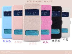 Luxury Front Window View Leather Flip Case For Apple Iphone 4s case Coque Cover Flip Leather Mobile Phone Case For i4 4s #>=#>=#>=#>=#> Click on the pin to check out discount price, color, size, shipping, etc. Save and like it!