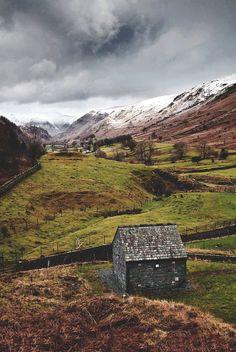 Lake District, England   Robert K. Baggs