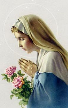Our Lady.