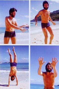 Paul McCartney. Photos I have never seen before.