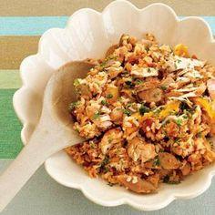 Low cal crockpot Chicken   Jambalaya