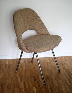 Saarinen Konferenzstuhl 71 Eero Saarinen, Vintage, Chair, Furniture, Home Decor, Decoration Home, Room Decor, Home Furnishings, Chairs