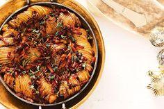 Crisp potato gratin