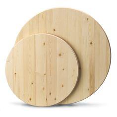 Stain Kiln-Dried Elliotis Pine Round (Common: 1-1/4-in x 15-in x 15-in; Actual: 1-in x 15-in x 15-in)