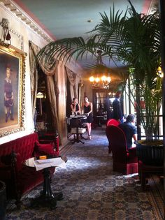 homevialaura | My guide to Paris | Hotel Costes
