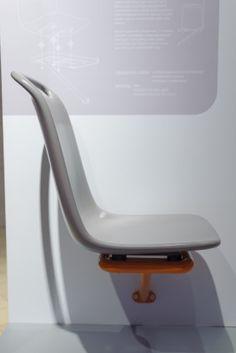 Tomáš Chludil, Ateliér průmyslového designu, UMPRUM, seat, Foto: Jan Hromádko #design #czechdesign