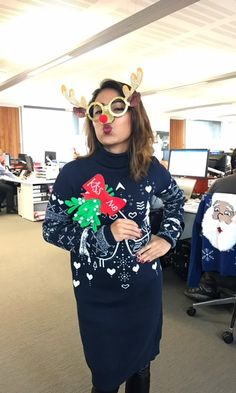 Banham Head office took part in @savethechildren Christmas jumper day 2016 and raised £441.01 for the charity!  #christmasjumperday #jumperday #banham #charity #children #christmas