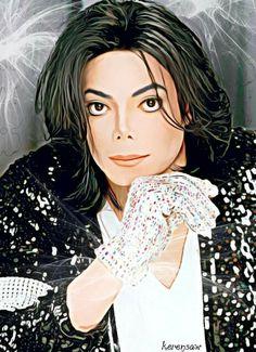 Michael Jackson Art.... R.I.P. MJ ❤