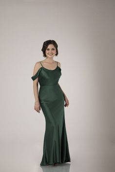 Sorella Vita Bridesmaid Dresses, Bridesmaids, Blush Bridal, Stylists, Gowns, Formal Dresses, Spaghetti Straps, Party, Emerald