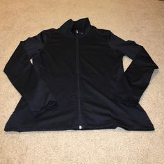 NWOT WOMENS STUDIO JACKET! Smoke and pet free home. Never worn. Size medium. Went through closet and nothing fits thanks to having a baby! Haha. No rips pulls stains etc. Under Armour Jackets & Coats