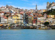 Oporto, Portugal, by Lee Sanborn