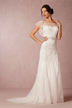 Bettina Gown by Rosa Clara for @BHLDN