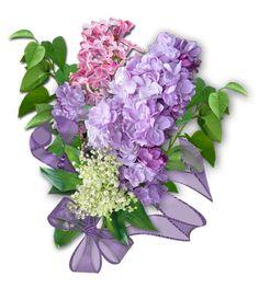 Kytičky vázané | ve-aronky Floral Wreath, Photos, Creations, Clip Art, Wreaths, Frame, Plants, Home Decor, Corner