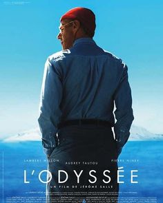 'The Odyssey' ('L'Odyssee'). biopic of the famous French oceanographer, Jacques cousteau