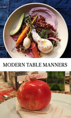 Modern Table Manners 7 Etiquette Rules We Should All Be Following