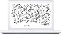 Illustrated November Desktop Wallpaper Downloads: http://ohsobeautifulpaper.com/2014/10/november-desktop-downloads/ | Illustration: Dinara Mirtalipova for Oh So Beautiful Paper