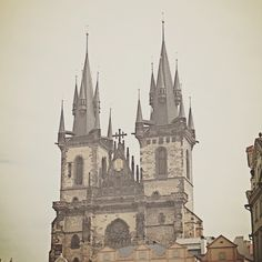 Prague....   what a beautiful place