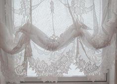 Swag Curtains, Lace Swag Curtains, Lace Swag, Two Piece Swags