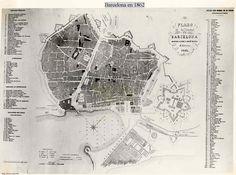 fotos imagenes planos y croquis de la rambla de barcelona - Buscar con Google