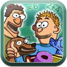 Matematikspil til at lege med matematik.