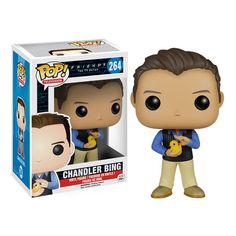 JMD Toy Store - Friends POP! Chandler