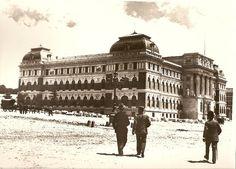 1897. Edificio del Ministerio de Fomento. | Flickr: Intercambio de fotos