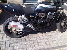 Bulldogged  exhaust