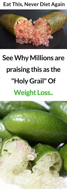 Lemons and Limes: Natural Weight-Loss Food