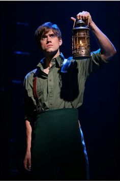 Aaron Tveit as Fiyero. He played in three of my all time favorite musicals. Wicked, Next to Normal, and Les Mis!! :)