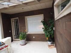 """MyWoodWall """"Java"""" peel & Stick real wood wall panels Wood Panel Walls, Wood Paneling, Wood Wall, Wall Outlets, Easy Install, Real Wood, Java, Easy Diy, Outdoor Decor"""