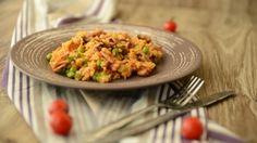Paella ai frutti di mare recipe in multicooker   REDMOND