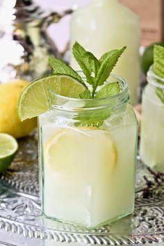 Receta de limonada con Thermomix Más