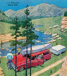 1966 L.L. Bean Catalogue