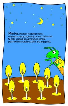 Ang kamatis ni peles Kindergarten Activities, Student, Digital, Books, Pre K, Libros, Book, Preschool Activities, Book Illustrations