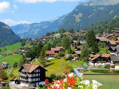 13 Grindewald, Switzerland