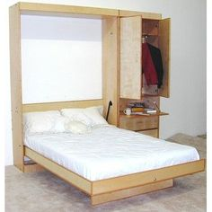 Wallbeds Wallbeds Basic Murphy Bed
