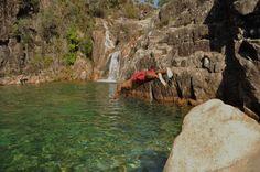 splash!  Reserva Natural, Gerês