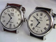 Classic Sea-Gull M185S automatic mechanical watch / week day & month date