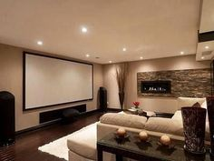 cozy Home theaters More ideas below: DIY Home theater Decorations Ideas Basement Home theater Rooms Red Home theater Seating Small Home theater Speakers Luxury Home theater Couch Design Cozy Home theater Projector Setup Modern Home theater Lighting System Home Theater Lighting, Home Theater Setup, At Home Movie Theater, Home Theater Rooms, Home Theater Seating, Home Theater Design, Cinema Room, Small Home Theaters, Couch Design