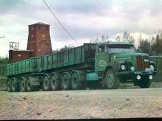 Scania - Vabis  LT76S