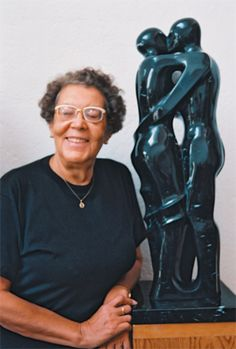 """Art is only important to the extent that it aids in the liberation of our people."" — Elizabeth Catlett"