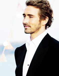 Lee Pace... he's just beautiful... get over it