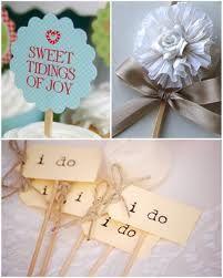 """""""i do"""" wedding cupcake topper"""
