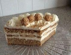 Köstliche Desserts, Delicious Desserts, German Baking, Tiramisu, Cake Recipes, Food And Drink, Sweets, Cookies, Ethnic Recipes